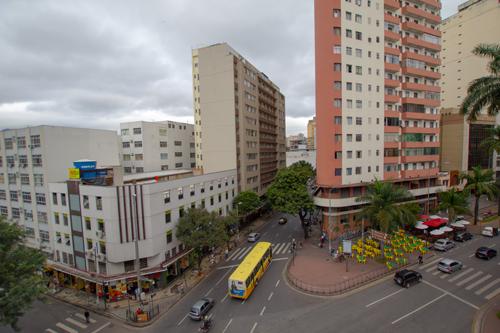 Rua da Bahia com Av. Amazonas